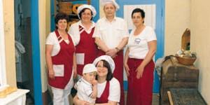 Erlebnisbäckerei und Hofcafé