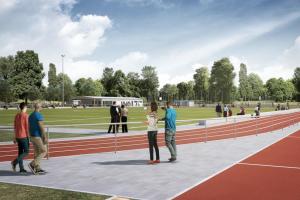 Neubau der Interkommunalen Freizeitanlage Geisa